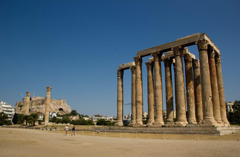 Site-antique-Athènes