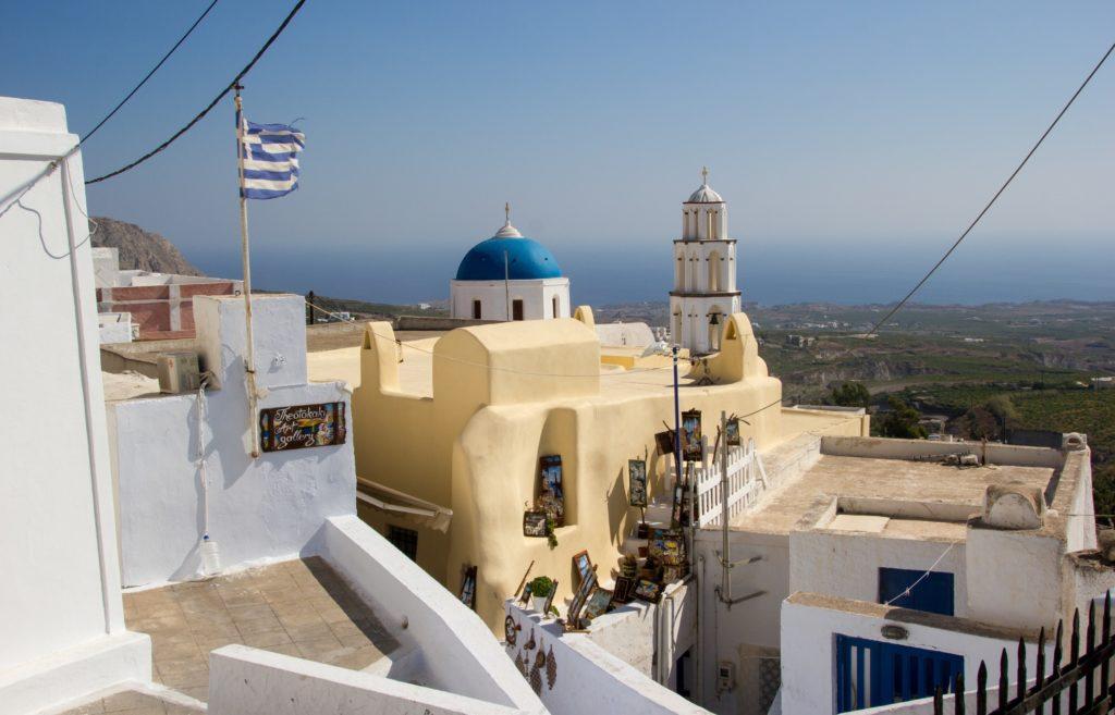 village-grec