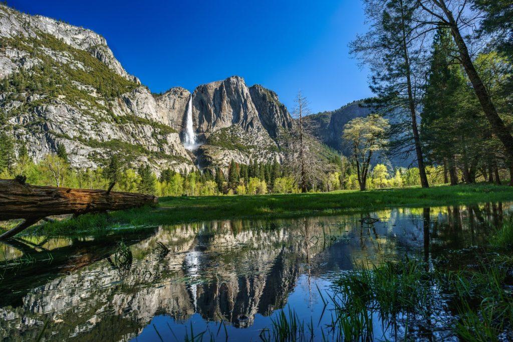 Cascade à Yosemite